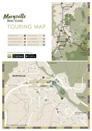Touring Map